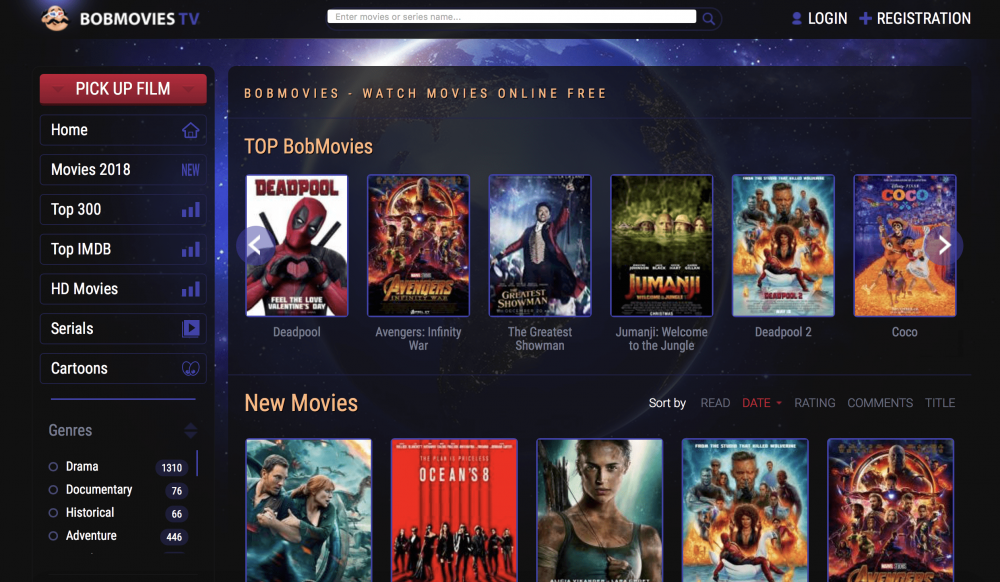 10 Sites For Online Movie Watching Empire Movies