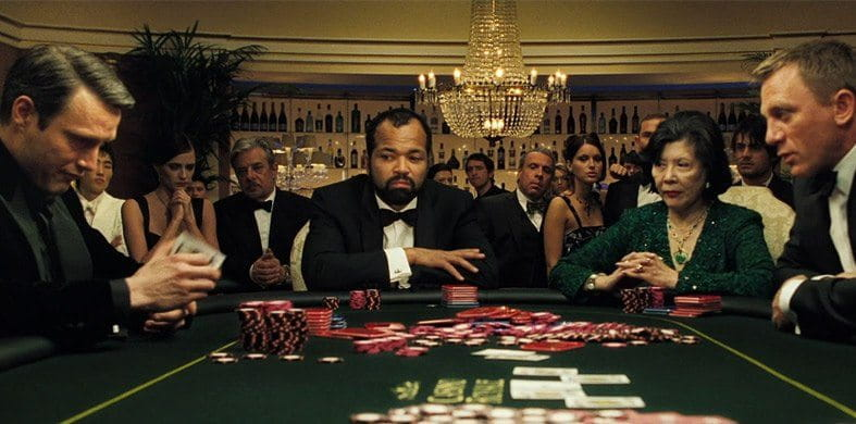 Is The Poker Game In Casino Royale Realistic Empire Movies